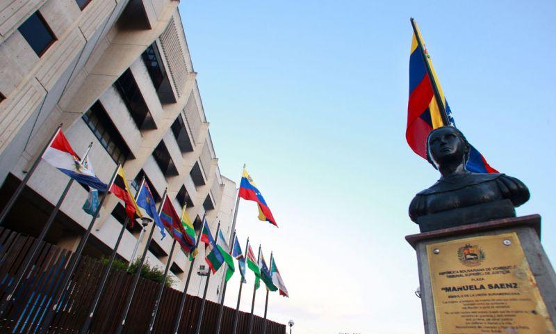 La Asamblea Nacional de Venezuela se encontraba en desacato y fuera de la Constitución.