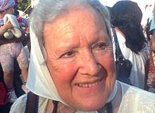 DERECHOS HUMANOS – Indulto macrista | Nora Cortiñas pidió la renuncia de Rosatti, Rozenkrantz y Avruj.