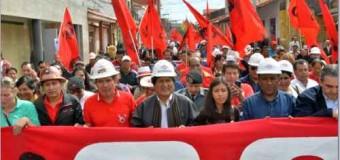 TRABAJADORES – Mundo | Mientras en América Latina se celebró, en Europa reprimieron a los trabajadores.