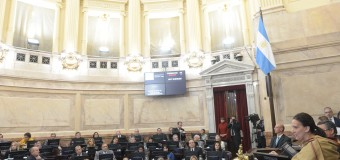 CRISIS – Congreso | La Cámara Alta convirtió en Ley la Emergencia Alimentaria.