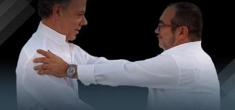 REGIÓN – Colombia | Las FARC-EP reclaman al Presidente Santos que cumpla el acuerdo de paz.
