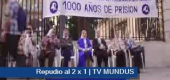 TV MUNDUS – Noticias 231 | La CIDH visitó a Milagro Sala en la cárcel