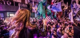 POLÍTICA – PASO |  Cristina Fernández lanzó el Frente Unidad Ciudadana.