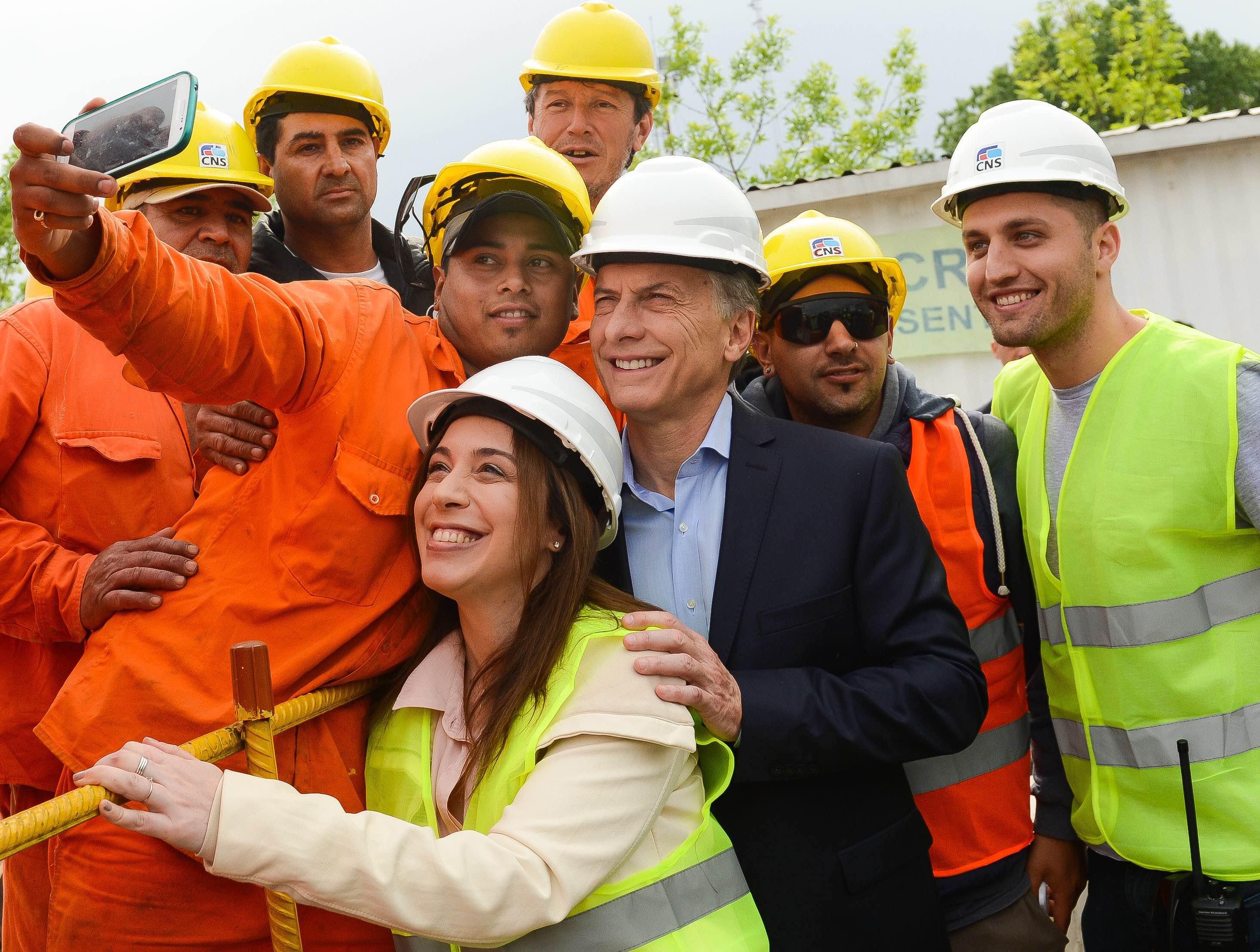 La Gobernadora Vidal y el Presidente Macri invoucrados en la corrupciòn de Odebrecht.