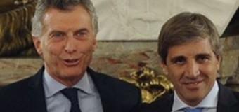 FUGA DE CAPUTO – Régimen |  El Juez Ercolini no hace nada para evitar la fuga del macrista ex Presidente del BCRA.