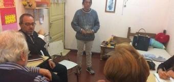 PRESA POLÍTICA – Régimen | La CIDH visitó a Milagro Sala, primera detenida política del régimen macrista.