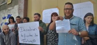 TRABAJADORES – Régimen | Despiden a los trabajadores y cierra Fangraf.