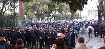 TRABAJADORES – Régimen | Fuerte repudio de la sociedad a la represión del macrismo sobre los Trabajadores de PepsiCo.