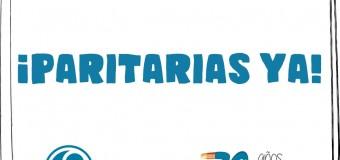 TRABAJADORES – Régimen | Contundente paro docente en la Ciudad de Buenos Aires.