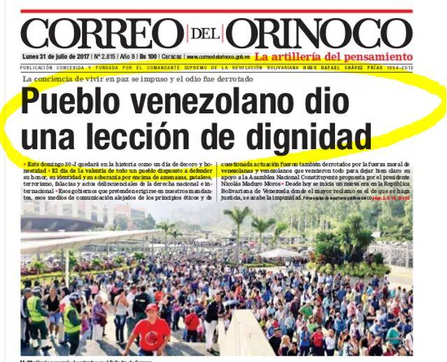 Venezuela_CorreodelOrinoco_Constituyente