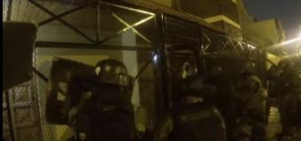 BUENOS AIRES – Régimen | Invaden y rompen el piso de la Catedral Virgen de Urkupiña, cabecera del catolicismo nacional argentino.