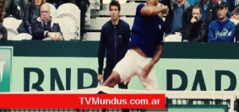 TV MUNDUS – Deporvida 325 | COPA DAVIS. Argentina al descenso.