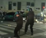 DESAPARECIDO – Régimen | La policía macrista golpeó a cientos de personas y detuvo a una decena de manifestantes incluido el Diputado Adrián Grana.