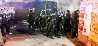 REPRESIÓN – Medios | La Red Nacional de Medios Alternativos pidió información y liberación de los periodistas detenidos.