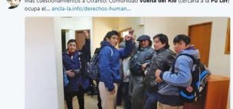 DESAPARECIDO – Régimen | (NOTA VII) Personas armadas atacan a otra comunidad mapuche. Estaría ligado al caso Santiago Maldonado.