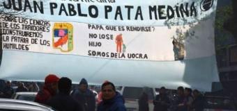 BUENOS AIRES – Régimen  | El régimen detiene a Juan Pablo Medina para romper los convenios laborales de la construcción.