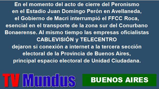 Banner_TVMundus_Censura_CFK