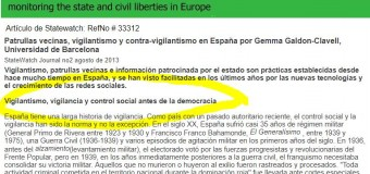 MUNDO – Catalunya | Los franquistas quieren censurar la internet de los catalanes.