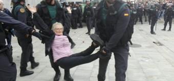 MUNDO – Catalunya | España ocupó militarmente Catalunya para evitar referendum independentista.