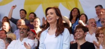 ELECCIONES – Justicialismo | Multitudinario cierre de campaña del peronismo en Avellaneda.