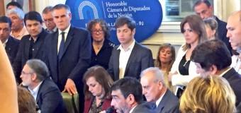 REPRESIÓN – Régimen | El macrismo, los massistas y la izquierda votaron el desafuero del Diputado De Vido en el comienzo de la persecusión a opositores.