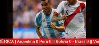 TV MUNDUS – Deporvida 326 | Argentina empata y se está quedando fuera del Mundial de Rusia 2018