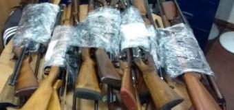 BUENOS AIRES – Régimen | Liberan al apoderado de Vidal que tenía casi cien armas en su casa.