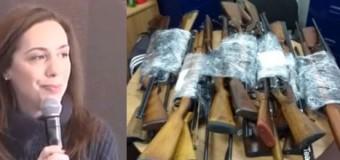 BUENOS AIRES – Régimen | Vidal sigue guardando silencio respecto al arsenal encontrado a uno de sus apoderados de lista.