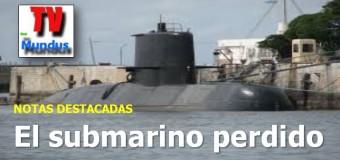 TV MUNDUS – Serie | Notas destacadas sobre el hundimiento del submarino argentino ARA San Juan
