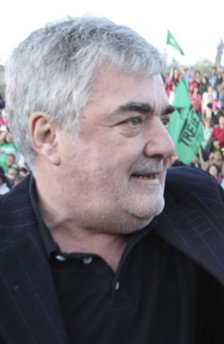 Mario Das Neves, fallecido Gobernador de Chubut.