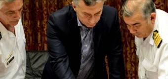 TRAGEDIA – ARA San Juan | El Presidente Mauricio Macri no se hace cargo de la desaparición del submarino argentino.