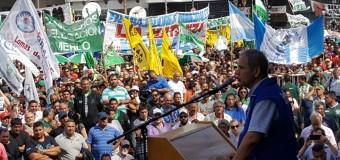 TRABAJADORES – Régimen | Más de 300 mil personas acompañaron a las CTA en la resistencia contra la reforma laboral.
