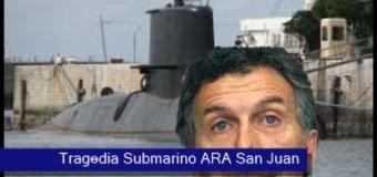 TRAGEDIA ARA SAN JUAN – Comisión | La Comisión Bicameral negó mal el ataque al Submarino ARA San Juan.