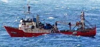 TRAGEDIA – ARA San Juan | Los pesqueros clandestinos extranjeros se retiraron del Mar Argentino una semana antes de la desaparición del submarino.