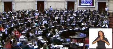 Como Esteban Bullrich estaba de vacaciones en Italia, el régimen no alcanzó el quorum para atacar a Cristina Fernández.