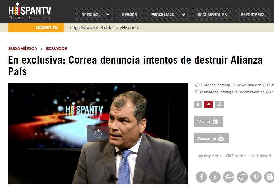 Correa_HispanTV
