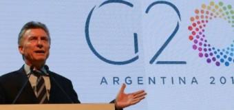 MUNDO – G-20 | ESCÁNDALO INTERNACIONAL. Macri prohibe ingreso de ONGs de otros países.