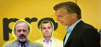 CONGRESO – Régimen | El régimen puso como provocadores a los ultraderechistas Eduardo Amadeo y Nicolás Massot.