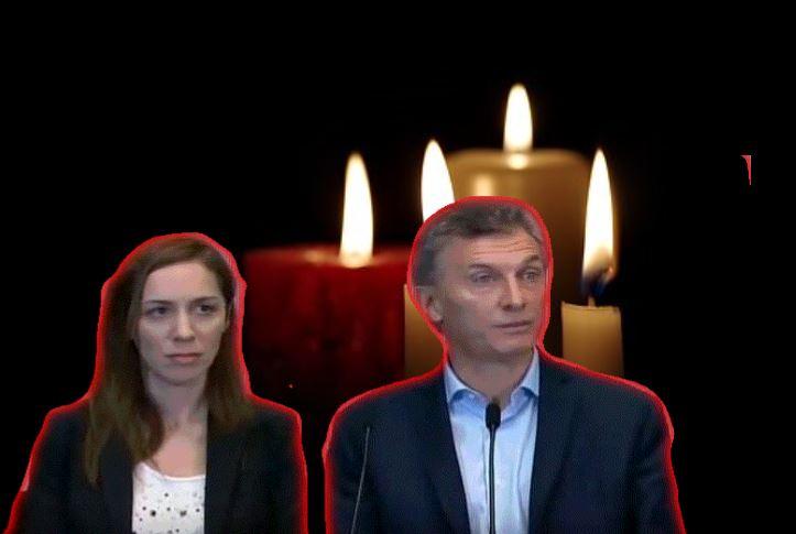 Macri y Vidal aumentan otra vez violentamente las tarifas de luz.