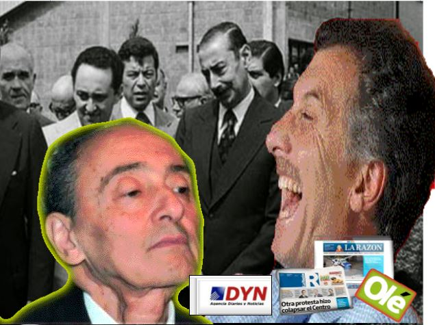 Magnetto cerró DyN, La Razón y chau Olé. El negocio está en Telecom.