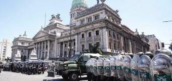 JUBILACIONES – Régimen | Varias horas después de la sesión fallida la Ciudad de Buenos Aires es un territorio de cacería.
