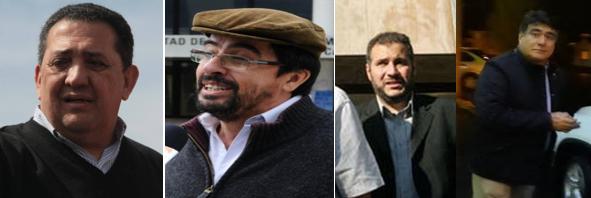 Luis D Elía, Fernando Esteche, Yussuf Khalil y Carlos Zannini fueron detenidos por el régimen en sus casas y en la madrugada.