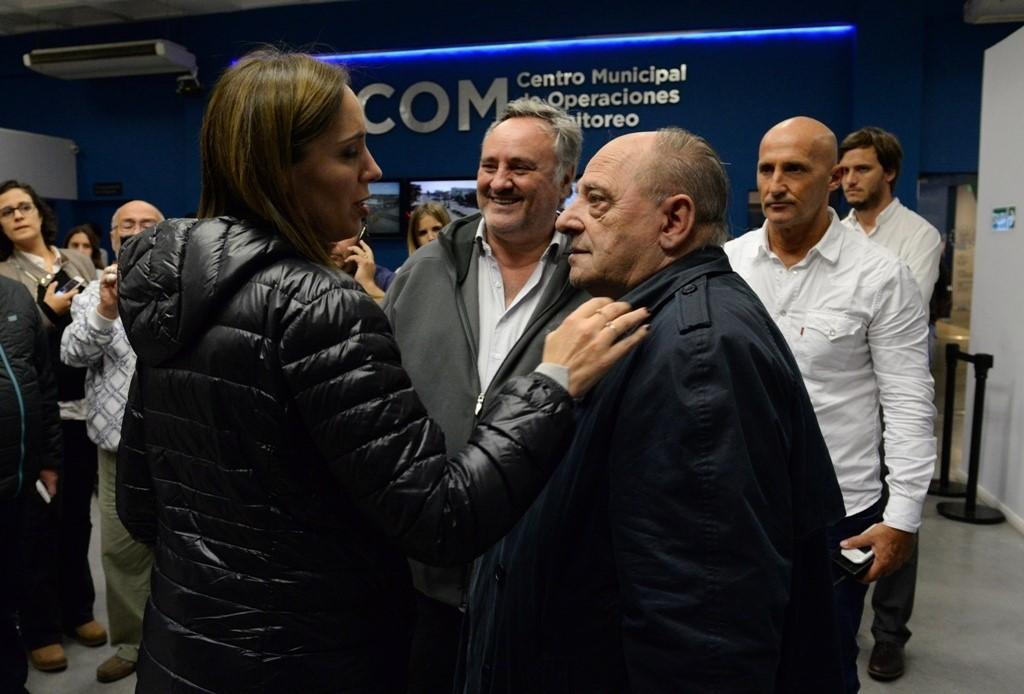 La relación entre Arroyo y Vidal es estrecha.