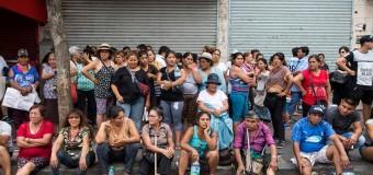 CABA – Régimen | Los trabajadores ambulantes de Liniers echados violentamente aún no recuperan sus mercaderías.