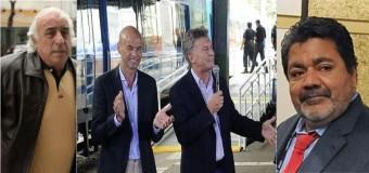 CORRUPCIÓN – Régimen | El Ministro Dietrich admitió que la UTA y la UOCRA son colaboracionistas.
