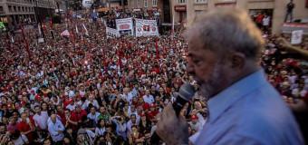 REGIÓN – Brasil | La justicia golpista proscribe a Lula.