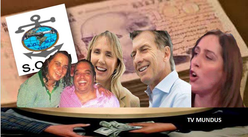 El escándolo del PRO robando los recursos del SOMU. La conspiración de Macri, Vidal, Gladys González y Jorge Triaca.