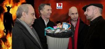 MEDIOS – Régimen |  Macri desplazó al canal Paka Paka y lo reemplazó por el oficialista LaNación+ .