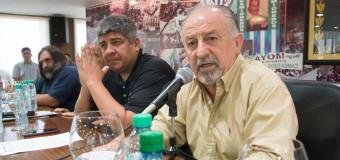 TRABAJADORES – Régimen | La marcha sindical opositora será finalmente el miércoles 21.
