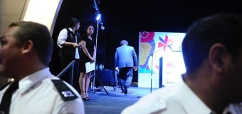 CULTURA – Régimen | Fuerte repudio al Ministro de Cultura macrista en la Feria del Libro.